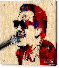 Billy Joel Collection Acrylic Print