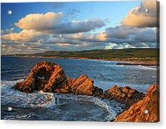 Canada, Nova Scotia, Cape Breton, Cabot Acrylic Print