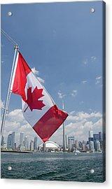 Canada, Ontario, Toronto Acrylic Print by Cindy Miller Hopkins