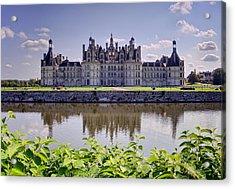 Chambord Castle Acrylic Print by Ioan Panaite
