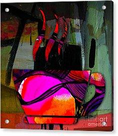Coffee Acrylic Print by Marvin Blaine