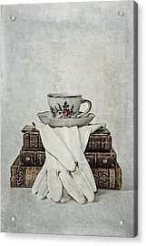 Coffee Time Acrylic Print by Joana Kruse