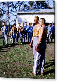 Cool Hand Luke  Acrylic Print by Silver Screen