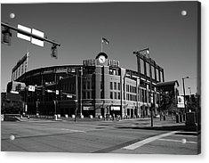 Coors Field - Colorado Rockies Acrylic Print