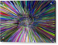3 D Dimensional Art Abstract Acrylic Print