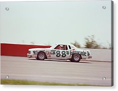 Darrell Waltrip Acrylic Print by Retro Images Archive