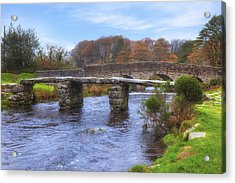 Dartmoor - Postbridge Acrylic Print