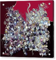 Design By Loxi Sibley Acrylic Print