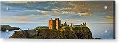 Dunnottar Castle Acrylic Print