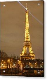 Eiffel Tower - Paris France - 011318 Acrylic Print by DC Photographer
