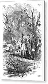 Francis Marion (1732?-1795) Acrylic Print by Granger