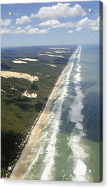 Fraser Island, Hervey Bay Acrylic Print