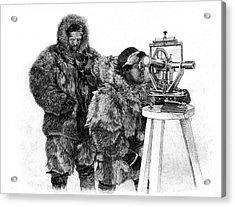 Fridtjof Nansen Acrylic Print
