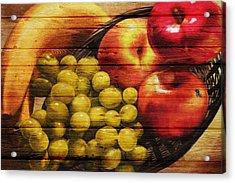 Fruit Acrylic Print