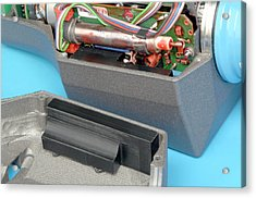 Geiger Counter Acrylic Print