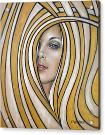 Golden Dream 060809 Acrylic Print