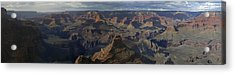 Grand Canyon Acrylic Print by Gary Lobdell