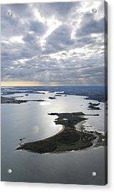 Gulf Of Morbihan, Vannes Acrylic Print