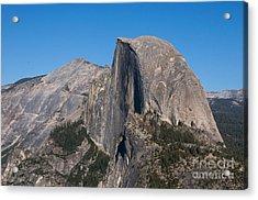 Half Dome, Yosemite Np Acrylic Print by Mark Newman