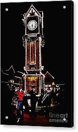Holiday Brass Acrylic Print by Scott Allison