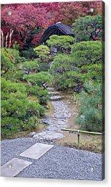 Japan, Kyoto, Arashiyama, Sagano Acrylic Print by Rob Tilley