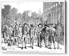John Nixon, 1776 Acrylic Print by Granger