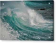 Kaua Beach Acrylic Print