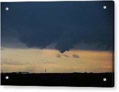 Let The Storm Season Begin Acrylic Print