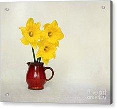 3 Little Sunshines Acrylic Print