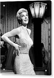 Love Me Or Leave Me, Doris Day, 1955 Acrylic Print by Everett