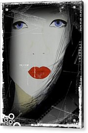 Memoirs Of A Geisha Acrylic Print