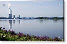3 Mile Island Acrylic Print