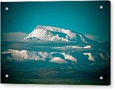Mount Gurla Mandhata Acrylic Print