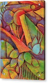 Nature Acrylic Print by Behrooz Haghighi