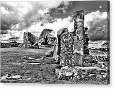 Nendrum Monastic Site Acrylic Print