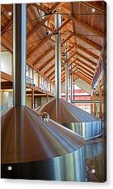 New Belgium Brewery Acrylic Print