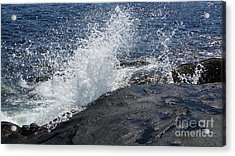 Ocean Waves Acrylic Print