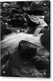 Richland Creek Acrylic Print by Garry McMichael