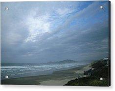 Scenic View Acrylic Print
