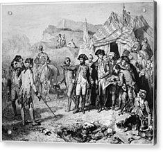 Siege Of Yorktown, 1781 Acrylic Print by Granger