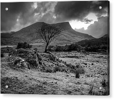 Acrylic Print featuring the photograph Snowdonia National Park Wales by Richard Wiggins