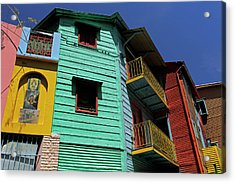 South America, Argentina, Buenos Aires Acrylic Print by Kymri Wilt
