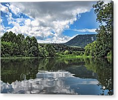 South Fork Shenandoah River Acrylic Print