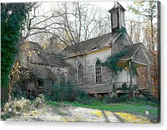 St Simon Church Peak Sc 3 Acrylic Print