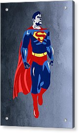 Superman  Acrylic Print
