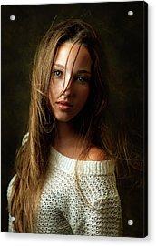 Tanya Acrylic Print