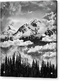 Usa, Washington State, Olympic National Acrylic Print