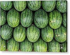 Watermelon Acrylic Print