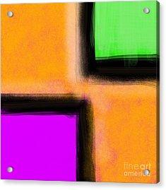 3 Way Acrylic Print by James Eye