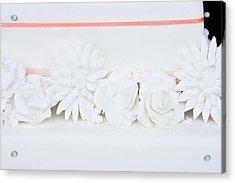Wedding Cake Acrylic Print by Tom Gowanlock